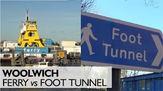 Download What's Faster? The Woolwich Ferry or Foot Tunnel Video