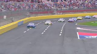 Download Exhilarating Moments: Truex wins in thrilling overtime finish Video