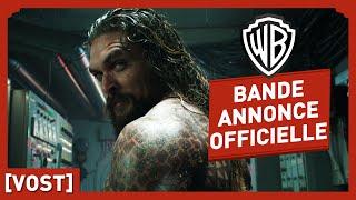 Download Aquaman - Bande Annonce Officielle (VOST) - Jason Momoa / Amber Heard Video