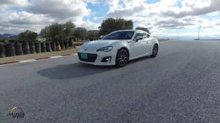Download 1st look 2017 Subaru BRZ Performance Package at Circuito Mike G Gaudix Video