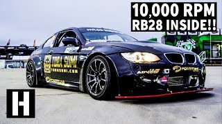 Download 10,000 RPM Skyline-Powered BMW M3!? YES. Video