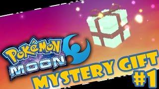 Download Pokemon SUN & MOON | #1 Mystery Gift | PreOrder BONUS Video