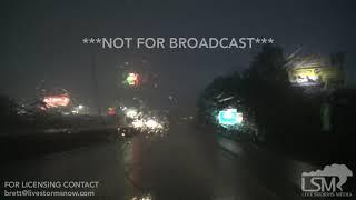 Download 3-19-18 Good Hope, Alabama Baseball Sized Hail - Busted Windshield Video