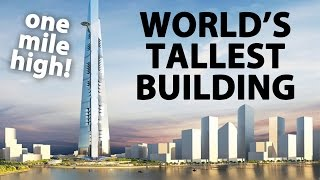 Download World's Tallest Building, JEDDAH TOWER - One Mile High Video