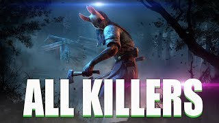 Download Dead By Daylight 2018 - ″All TRAILERS & KILLERS″ - DEAD BY DAYLIGHT EVOLUTION 2018 Video
