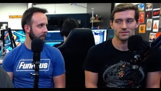 Download James Willems and Bruce Greene: Funhaus Fighting Video