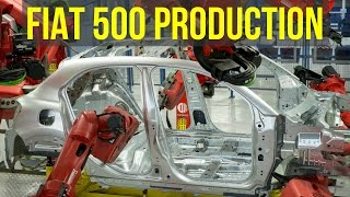 Download Fiat 500 Production Video