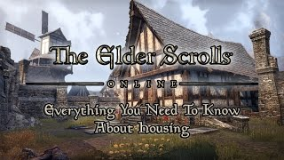 Download Housing in Elder Scrolls Online: Everything You Need to Know Video