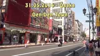 Download 21 Florian auf Tour - Osaka 1.2 - DenDen-Town Video