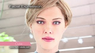 Download Beautiful Humanoid Robot - Can Be More Than A Best Friend !! Video