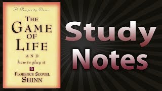 Download The Game Of Life And How To Play It by Florence Scovel Shinn Video