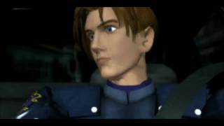 Download Resident Evil 2/Biohazard 2 - Leon's Game Intro - HD (PC/PSX/GameCube) Video