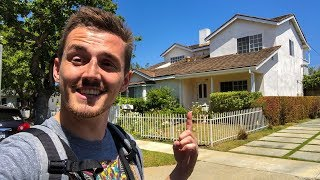 Download Welcome to my First ever LA HOUSE! Video
