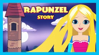 Download RAPUNZEL English Kids Story Animation   Fairy Tales and Bedtime Stories - Full Story Video