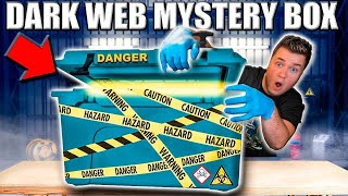 Download UNBOXING A Dark Web Mystery Box!! Sent By Mystery Person (Challenge) Video