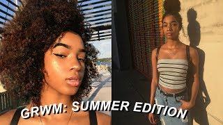 Download GRWM | Summer Edition Video