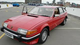 Download 1983 Rover 2600 SE SD1 Walkaround and driving Video