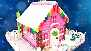 Download Chocolate Gingerbread House from Cookies Cupcakes and Cardio Video