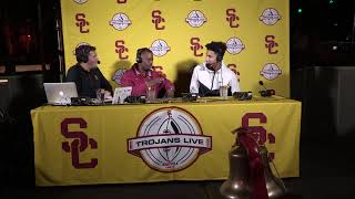 Download Trojans Live 11/14 - Bennie Boatwright Video