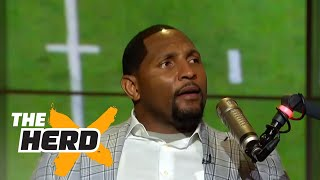 Download Ray Lewis reveals the most painful injuries of his NFL career | THE HERD Video