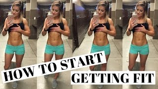 Download Beginners Guide To Getting FIT Video