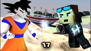 Download ANGRY MINECRAFT 17! GOKU MEETS STEVE [Angry Birds 3D Minecraft Animation Movie] Video