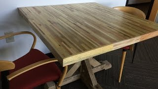 Download Office Meeting Table From Pallets - Pallet Up Cycle Challenge 2015 Video