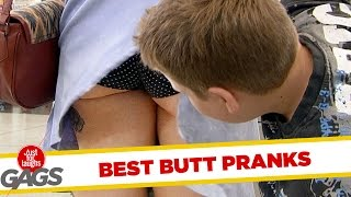 Download Bare Butt Pranks - Best of Just For Laughs Gags Video