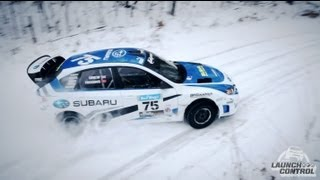 Download Launch Control: Subaru Rally Team USA tackles Sno*Drift Rally (Part 1) - Episode 2 Video