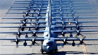 Download US Air force puts on a SHOW OF FORCE to send message to Putin Video