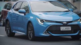 Download All-New Corolla Hatch Video