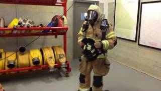 Download Learning about firefighter gear! Video
