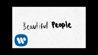Download Ed Sheeran - Beautiful People (feat. Khalid) Video