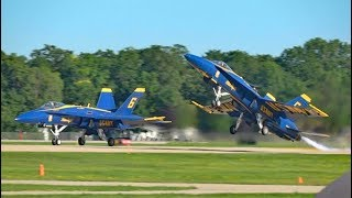Download Blue Angels Spectacular at Oshkosh - Sat 29 July 17 Video