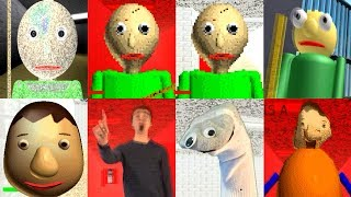 Download JUMPSCARES SIMULATOR!! Baldi's Basics in Education and Learning Video