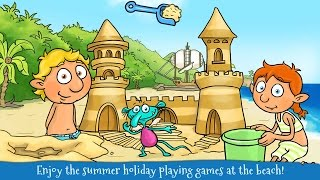 Download The Zwuggels Beach Holidays ″Educational Action & Adventure″ Android Gameplay Video 1 Video