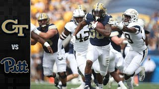 Download Georgia Tech vs. Pittsburgh Football Highlights (2018) Video