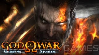 Download God of War : Ghost of Sparta All Cutscenes Movie HD Video