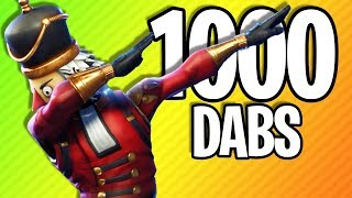 Download WHAT 1000 DABS IN FORTNITE LOOKS LIKE | Fortnite Battle Royale Video