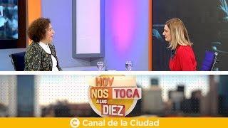 Download Entrevista mano a mano con Paula Fernández Mbarak en Hoy Nos Toca a las Diez Video