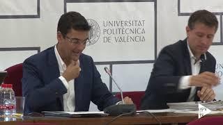Download Consejo de Gobierno UPV, primera sesión curso 18-19 - Noticia @UPVTV, 04-10-2018 Video