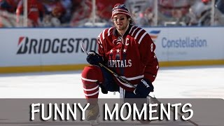 Download Alex Ovechkin - Funny Moments [HD] Video
