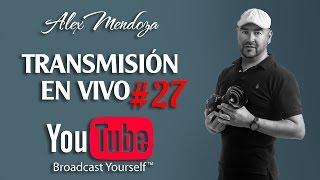 Download Transmisión en directo de Alex Mendoza # 27 Tema Libre Video