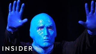 Download What It Takes To Be A Blue Man Video