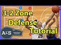 Download 3-2 Basketball Zone Defense Tutorial Video