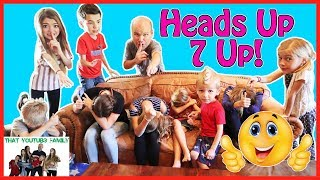 Download HEADS UP SEVEN UP / That YouTub3 Family Video