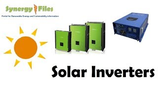 Download All you need to know about Solar Inverters Video