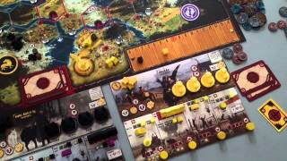 Download Scythe Gameplay Turn by Turn Video