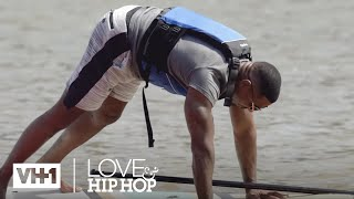 Download Stevie J & Safaree Attempt Floating Yoga 😂 | Leave It To Stevie Video