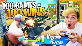 Download I Dropped Paradise Palms 100 Times & You Won't Believe What Happened.. (Fortnite Season 5 Challenge) Video